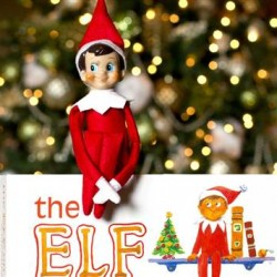My Elf on the Shelf failure