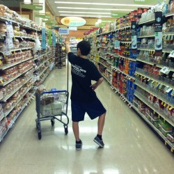 grocery store silliness